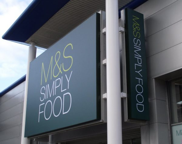 Corporate Signage for brands