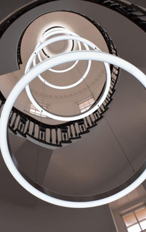 Bespoke lighting for galleries